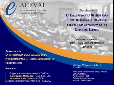 Seminario ACEVAL