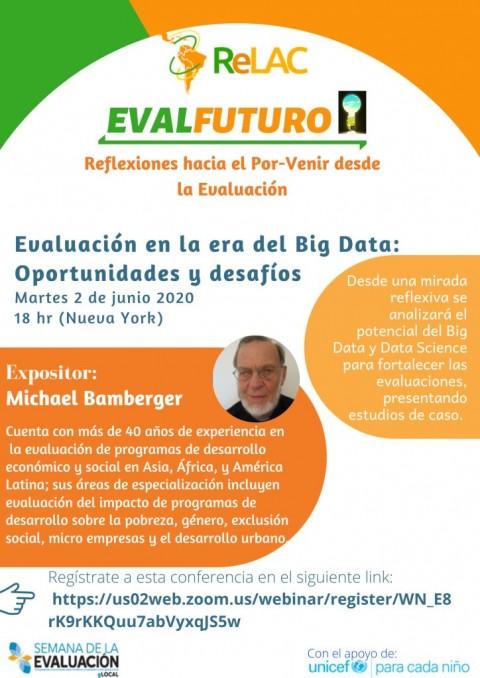 Evaluación en la Era del Big Data: Oportunidades y Desafíos