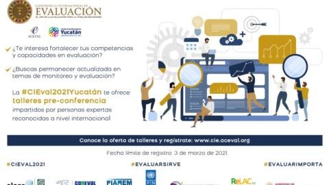 Conferencia Internacional de Evaluación: El uso de la evaluación para la toma de decisiones