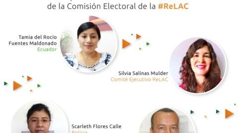 ReLAC 2.0: Hacia la renovación del Comité Ejecutivo y 1ra elección de un Comité de Monitoreo y Rendición de Cuentas