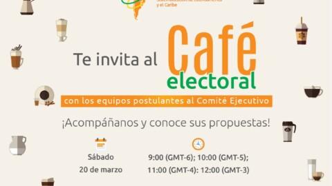 EvalCafé: Conozcamos las propuestas de los equipos para el Comité Ejecutivo