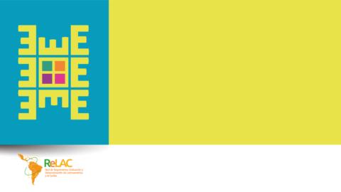 """Lanzamiento de la nueva edición del libro """"ESTÁNDARES DE EVALUACIÓN PARA AMÉRICA LATINA Y EL CARIBE"""""""